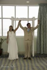 bunn dj company wedding tides folly beach, charleston wedding dj