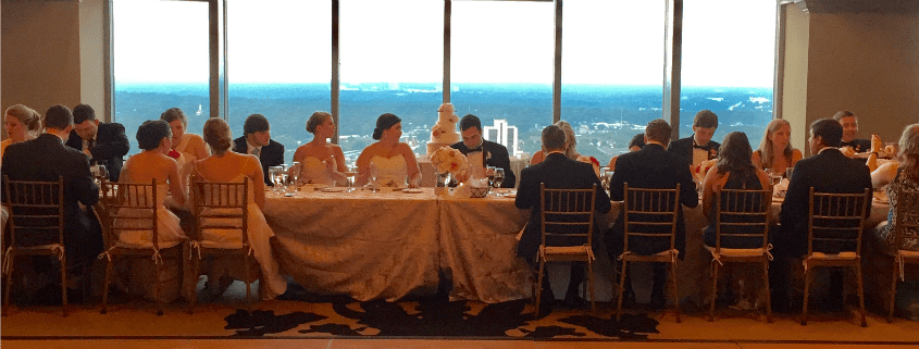 Bunn DJ Company Wedding at City Club Raleigh