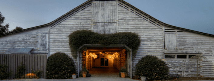 bunn dj company wedding fearrington barn