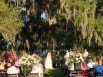 magnolia plantation wedding, bunn dj company