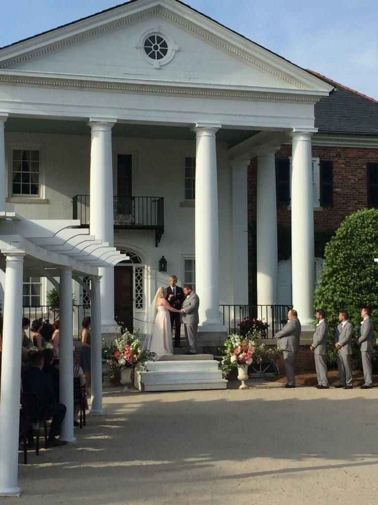 Boone Hall Plantation 2013: Caitlin & Brad's Boone Hall Plantation Wedding