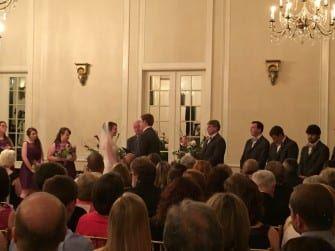 Jessica & Ben's Ceremony