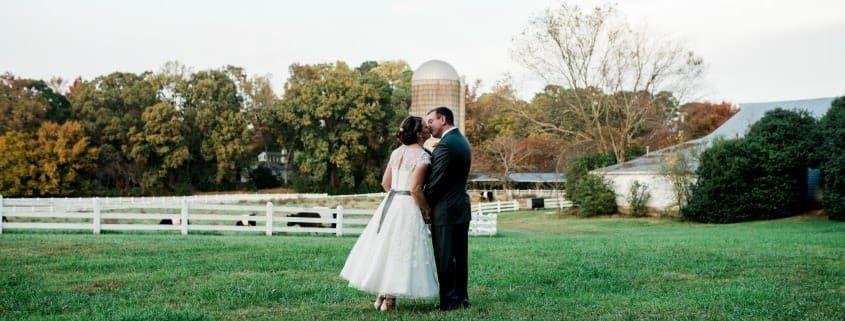 bunndj company wedding fearrington