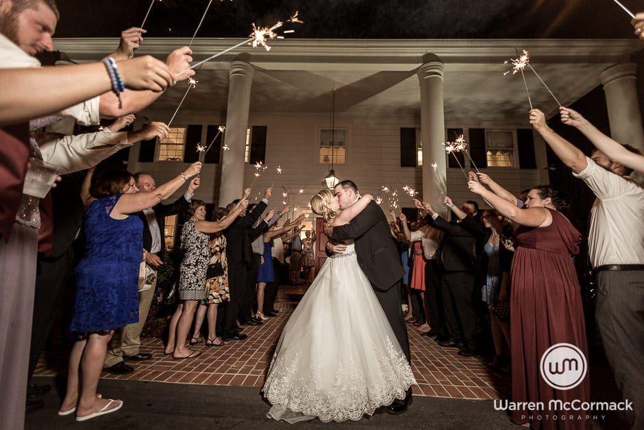 Megan and Justin's Wedding at Highgrove Estate | Bunn DJ Company