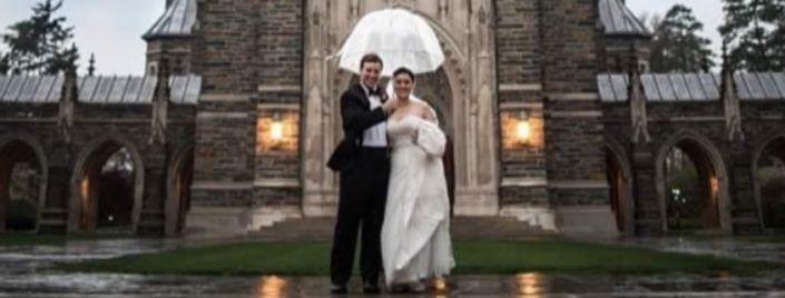 Carolina Inn wedding dj chapel hill