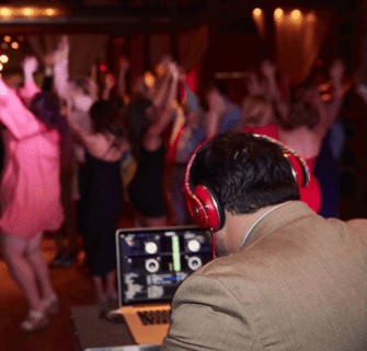 brandon alley bunn dj company, wedding dj charlotte