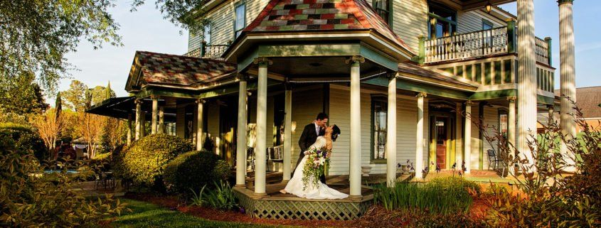 wedding dj preston woodall house benson nc